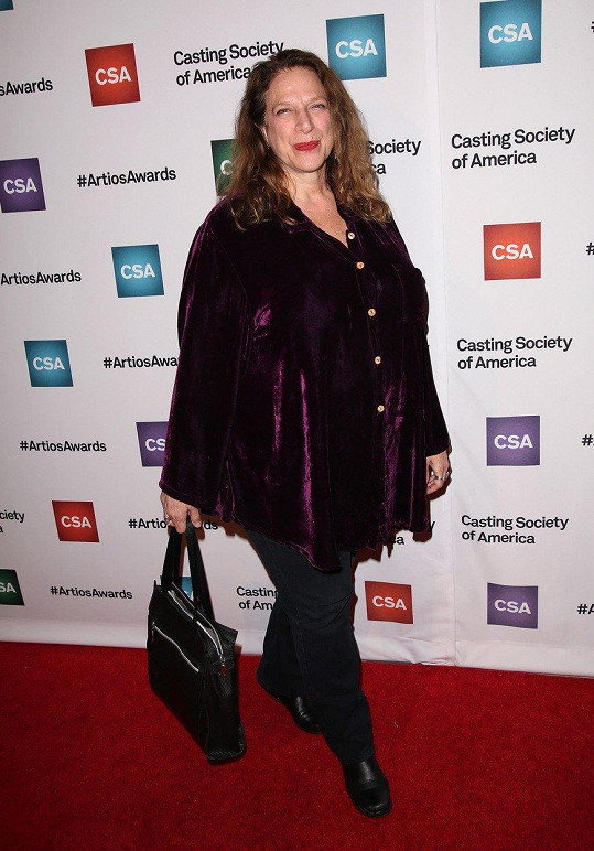Castingová režisérka April Webster jí před lety dodala odvahu.