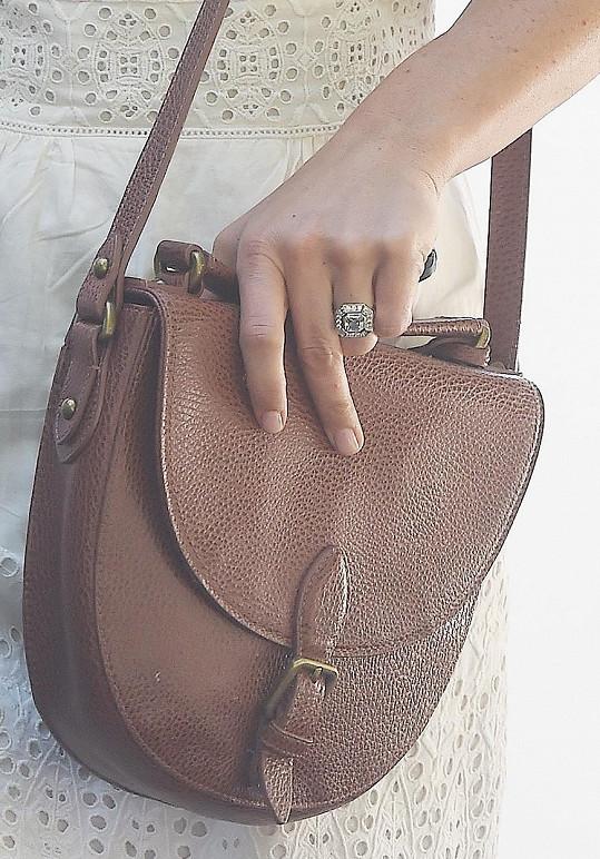 Prsten v art deco stylu mohl vyjít na více než šest miliónů korun.