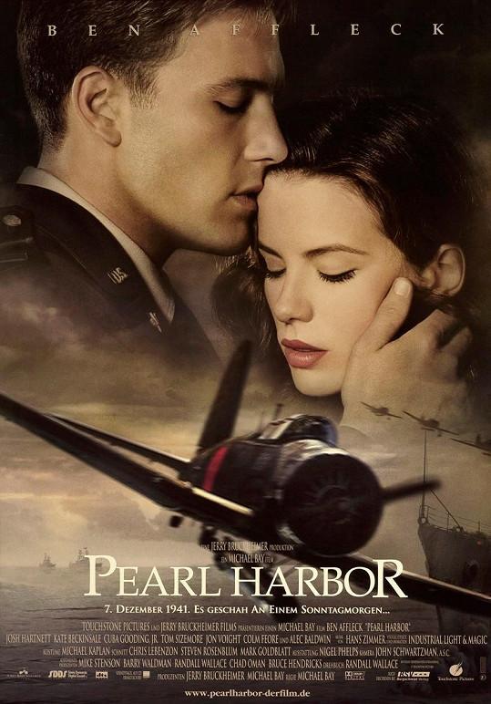Ve snímku Pearl Harbor