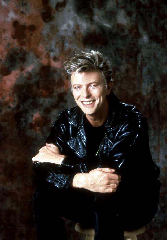 David Bowie se vnoučete bohužel nedočkal.