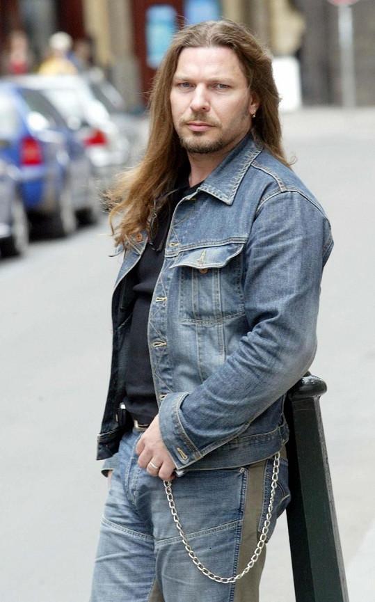 Petr Kolář na archivním snímku
