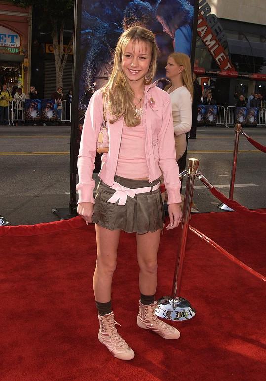 O rok později zavítala na premiéru filmu Peter Pan.