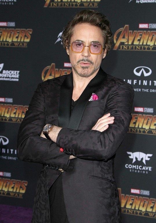 3. Robert Downey Jr. - 81 miliónů amerických dolarů