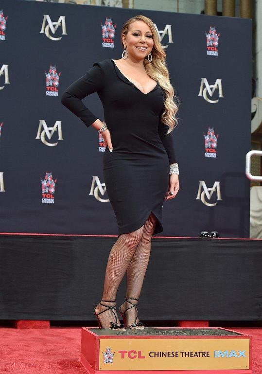 Mariah Carey se zařadila mezi legendy.