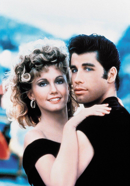 V roce 1978 zazářili jako Sandy a Danny.