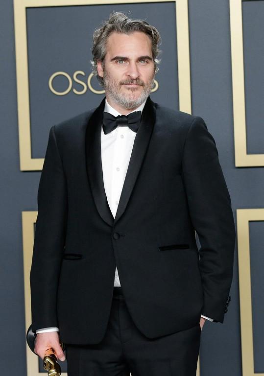 Joaquin proslul svými filmovými proměnami.