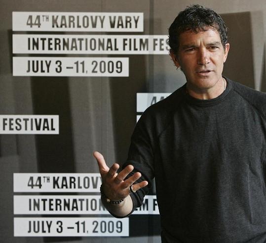 Antonio Banderas (2009)
