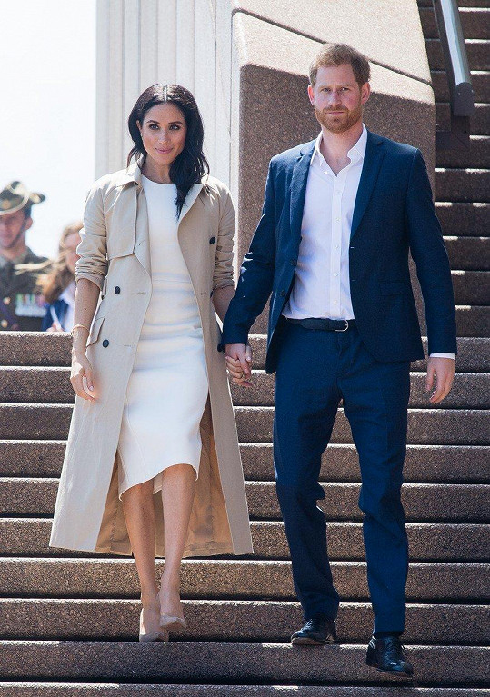 Vévoda a vévodkyně ze Sussexu se stali námětem dalšího televizního filmu.