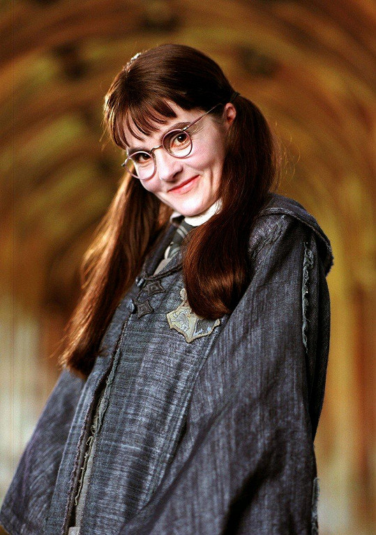 Ve druhém díle Harryho Pottera si zahrála ve svých šestatřiceti.