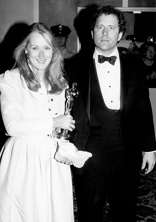 Ztrátu partnera jí pomohl překonat sochař Don Gummer.