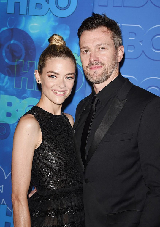 Jaime s manželem Kylem Newmanem