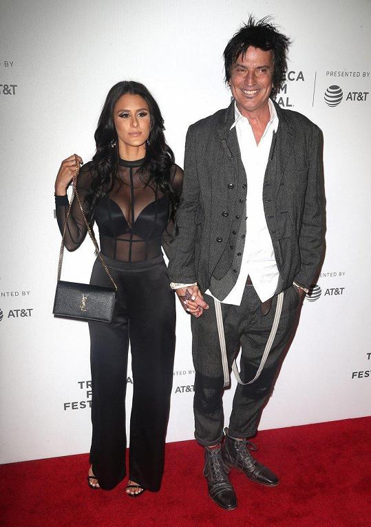 Tommy Lee se oženil s Brittany Furlan.