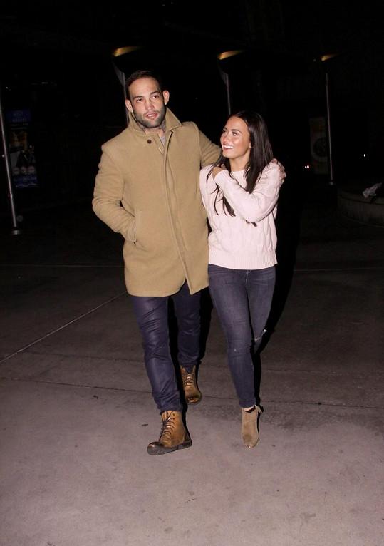 Demi Lovato s novým přítelem Guilhermem Vasconcelosem