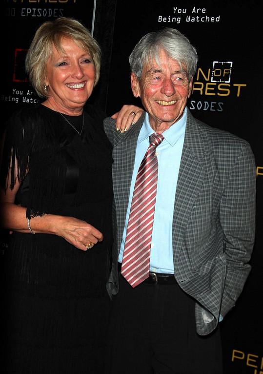 S manželem Johnem Nolanem