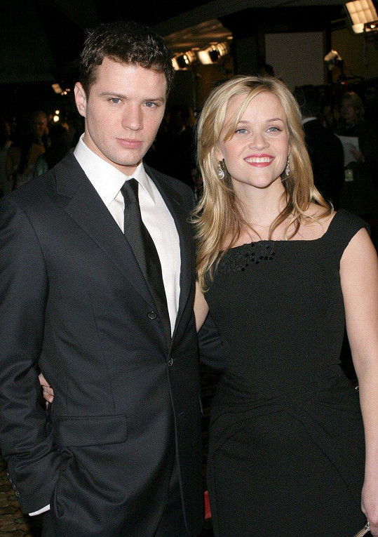 V roce 2006 s Ryanem Phillippem