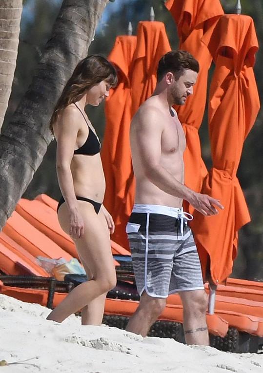 Justin Timberlake a Jessica Biel jsou svoji už čtyři roky.