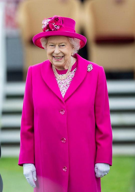 Královna Alžběta II. oslavila 21. dubna 94. narozeniny.