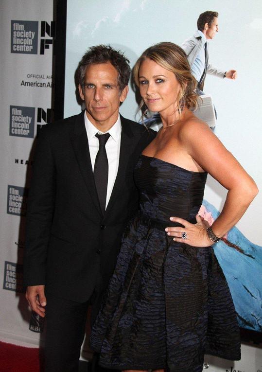 Ben Stiller a Christine Taylor se v roce 2017 rozešli po 17 letech manželství.