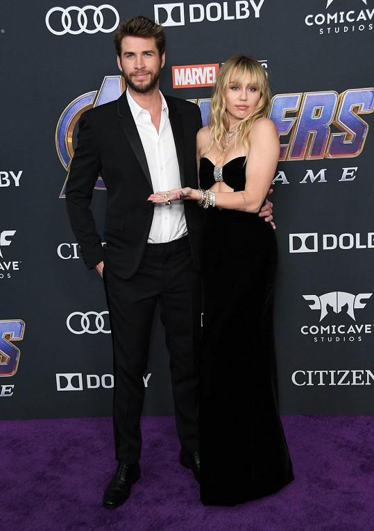 Liam a Miley ohlásili rozchod v létě.