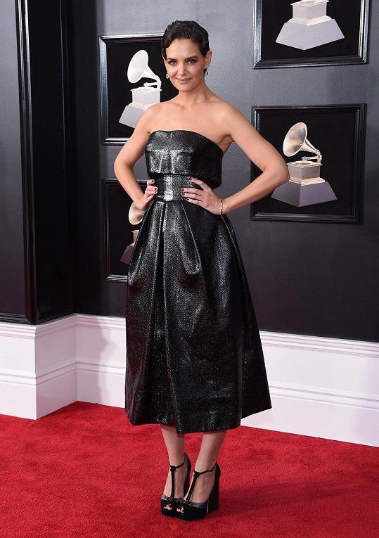 Katie Holmes na Grammy
