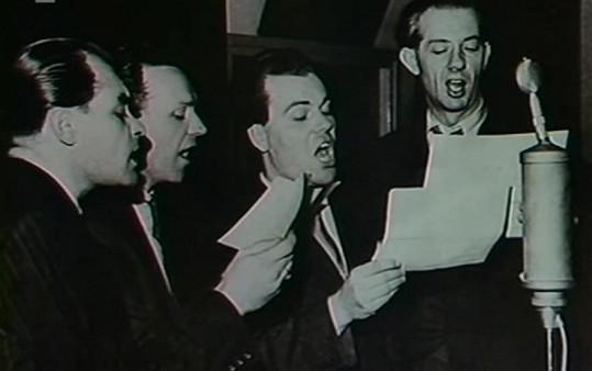 Setleři na dobové fotografii. Skupina vznikla roku 1930.