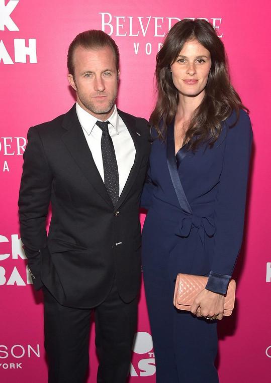 Herec má s Kacy Byxbee dvouletou dceru.
