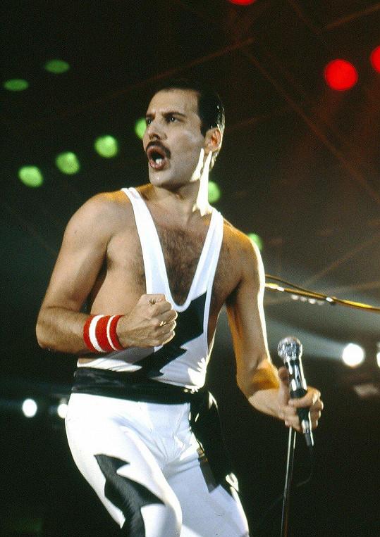 Skutečný Freddie Mercury