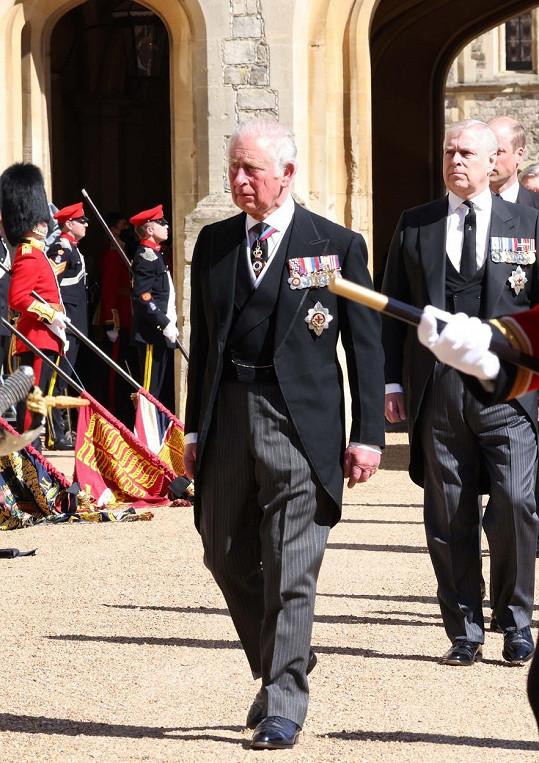 Princ Charles si oba syny pozval na schůzku. Proběhla beze svědků.
