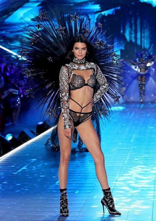 Jako nejlépe placená modelka světa si Kendall přehlídky může vybírat.