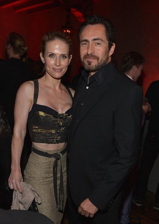 S hercem byla ve vztahu od roku 2011.