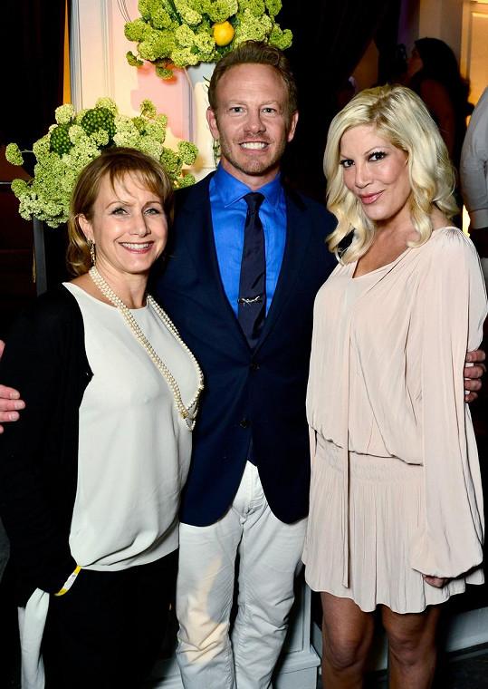 Takhle se Andrea, Steve a Donna změnili za 25 let.
