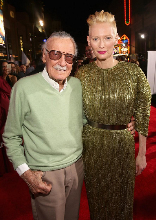 Stan Lee s Tildou Swinton