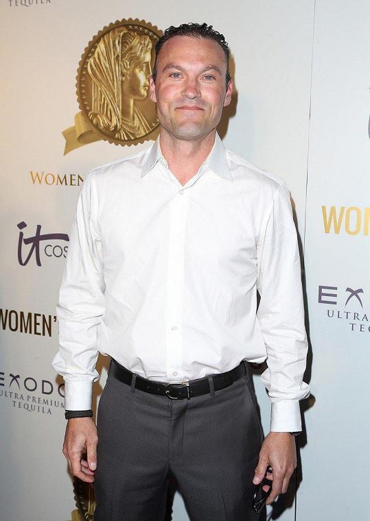 Brian Austin Green alias David (45) má za manželku hollywoodskou sexbombu.