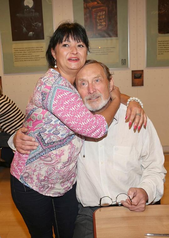 Léčba rakoviny prsu je u paní Gabriely na dobré cestě.