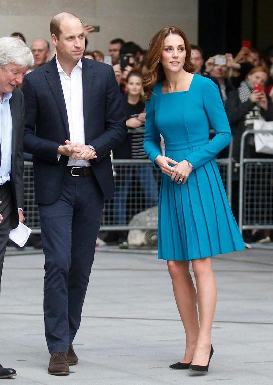 Je možné, že Kate a William čekají dalšího potomka?