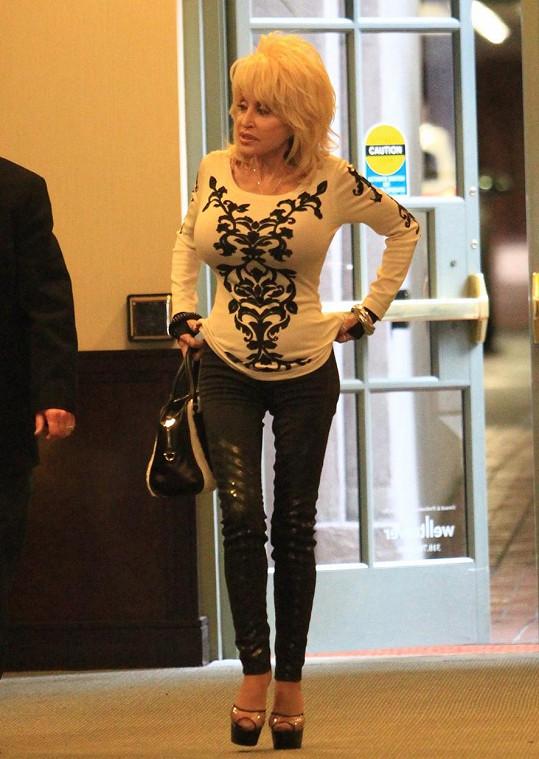 Současná podoby Dolly Parton