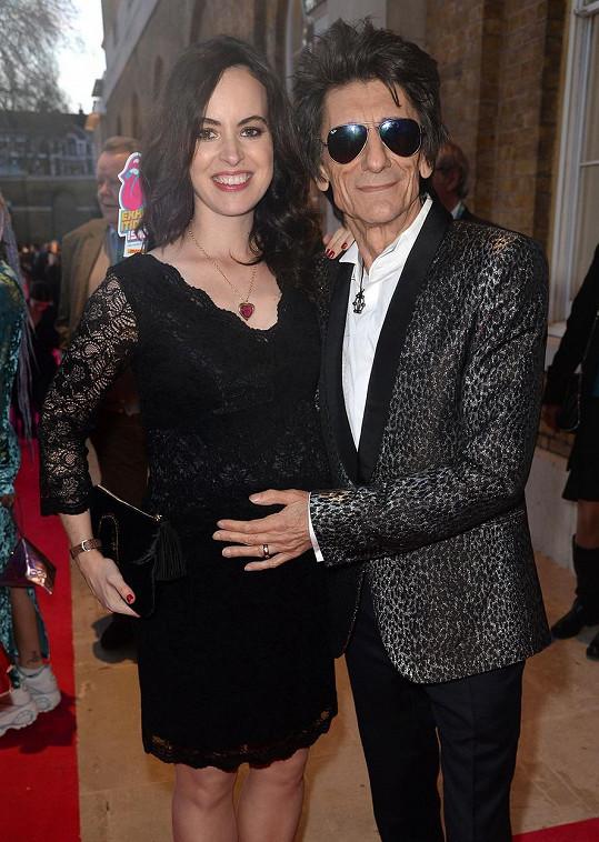 Ronnie a Sally se v květnu dočkali dvojčátek.