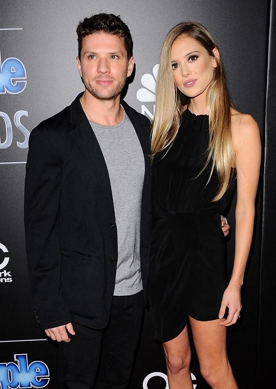 Ryan Phillippe a Paulina Slagter se rozešli.