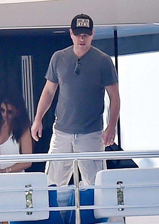 Matt Damon je s Lucianou šťastně ženatý.
