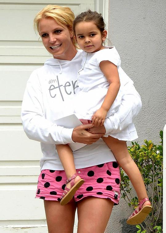 Britney s neteří Lexie