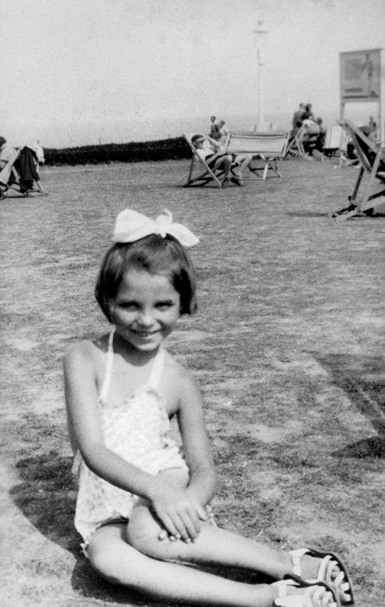 V pěti letech už uměla profesionálně pózovat.
