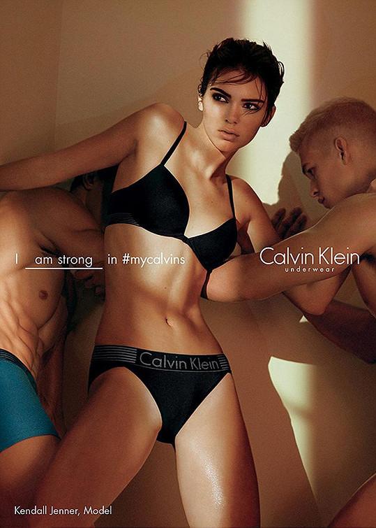 Kendall dostala postavu modelky do vínku.