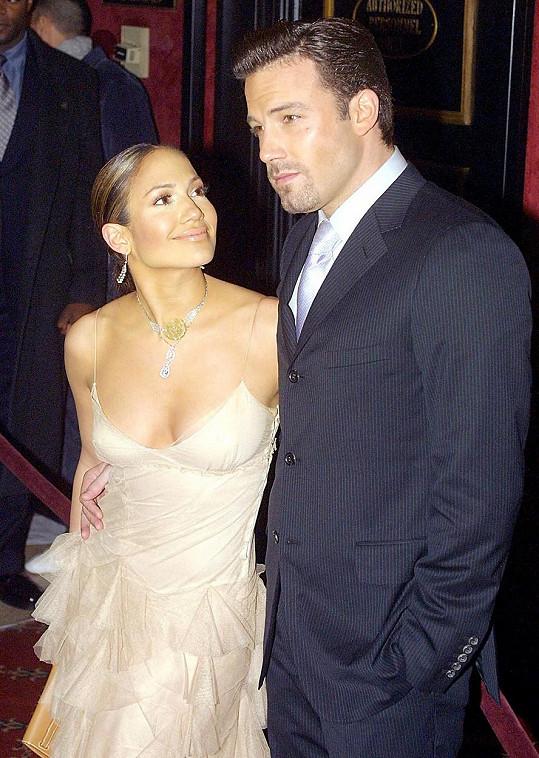 Ben byl prvním mužem, který Jennifer zlomil srdce. Během dvouleté známosti v letech 2002-2004 byli dokonce zasnoubení.