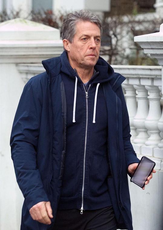 Hugh se rozmluvil o herečce v rozhovoru pro BBC.