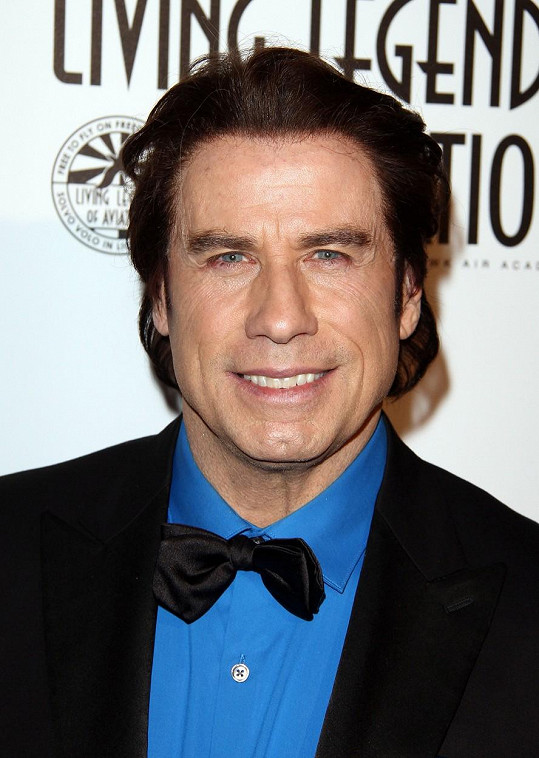 John Travolta dnes