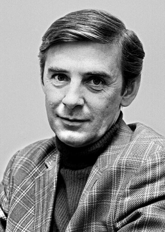 Ivan Mistrík byl vynikající slovenský herec.