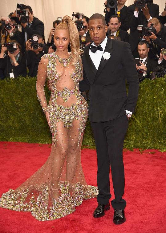 Beyoncé a Jay-Z oslavili dvanácté výročí svatby.