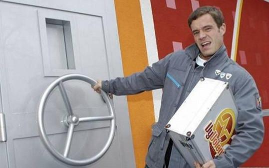 Petr Zvěřina v roce 2005