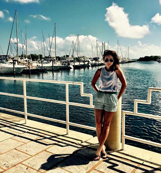Pro Arichtevu je pobyt v Miami spíš dovolenou. Pro koho by nebyl...