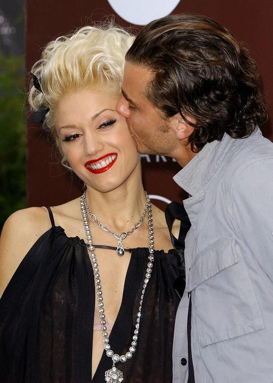 Gwen Stefani a Gavin Rossdale byli manželé třináct let.